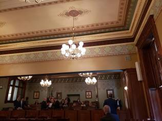 Legislators Assembling